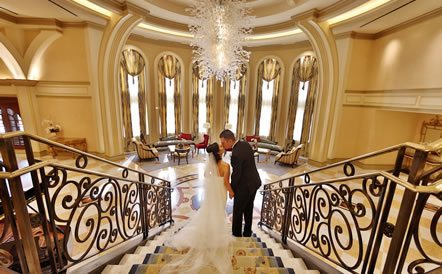 Breathtaking Architecture - New Jersey Wedding Venue - The Grove NJ