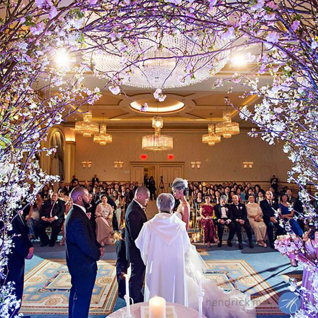 Luxury New Jersey Wedding Venue - The Grove NJ - Ceremony