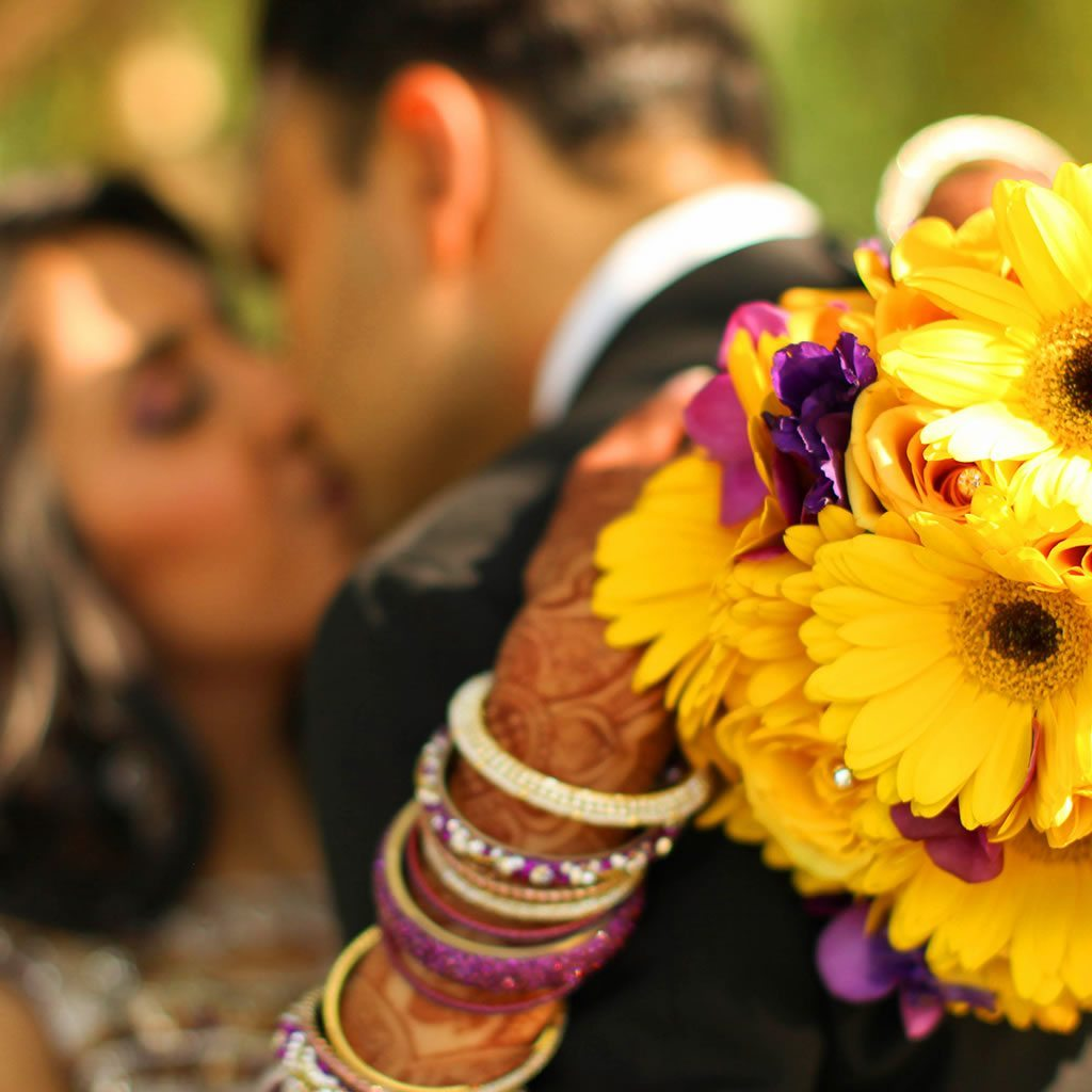 Flower Kiss, New Jersey Indian Wedding Venue - The Grove NJ