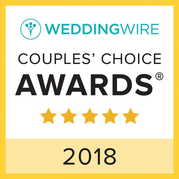 WeddingWire Couples Choice Awards - 2018